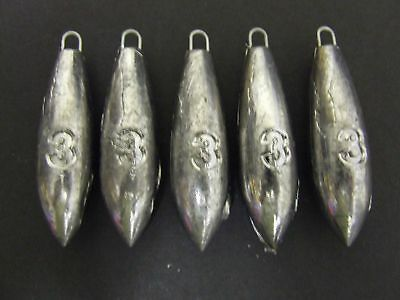 SWIVEL BOMB LEAD FISHING WEIGHTS 1//4oz SEA 7g COARSE CARP FISHING SINKERS