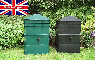 Wormcity Wormery 3 Tray (75 Litre) HOUSING (No Worms, Food or Coir) BUY BRITISH
