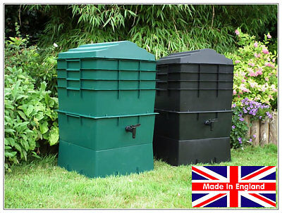 Wormcity Wormery 4 Tray (100 Litre) COMPLETE 500g WORMS, Food, Bedding UK MADE