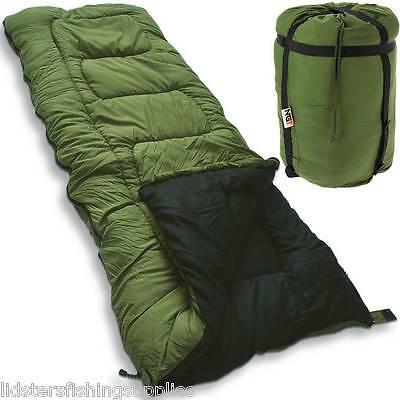 NGT Deluxe Bedchair Bed Chair 6 Adjustable Legs Sleeping Bag Carp Fishing