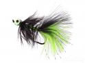 Dredger, Lead Eye, Black/Chartreuse
